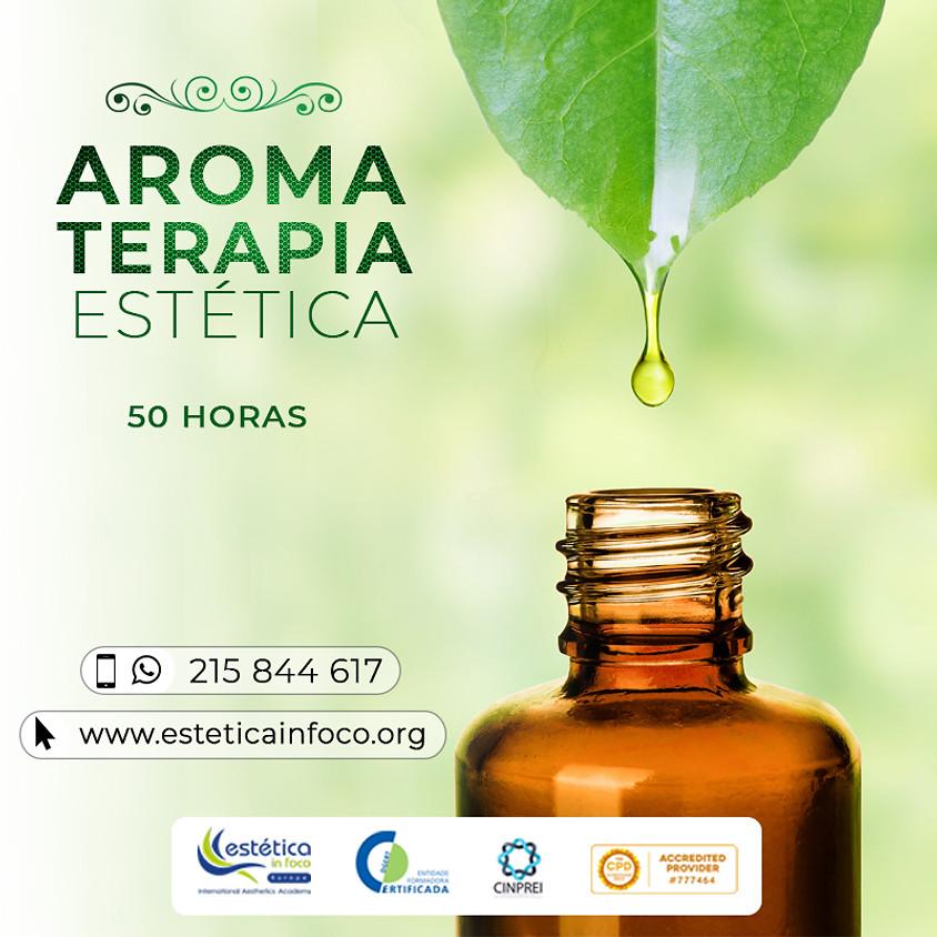 Aromaterapia Estética - Aula aos Sábados
