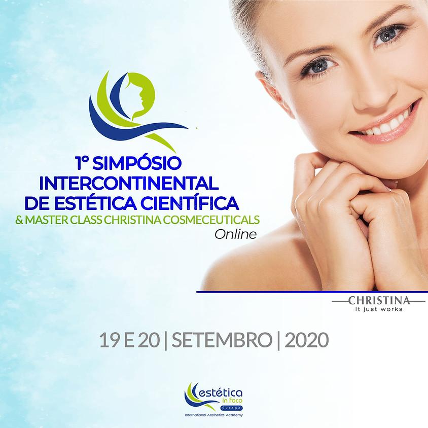 1º Simpósio Intercontinental de Estética Científica