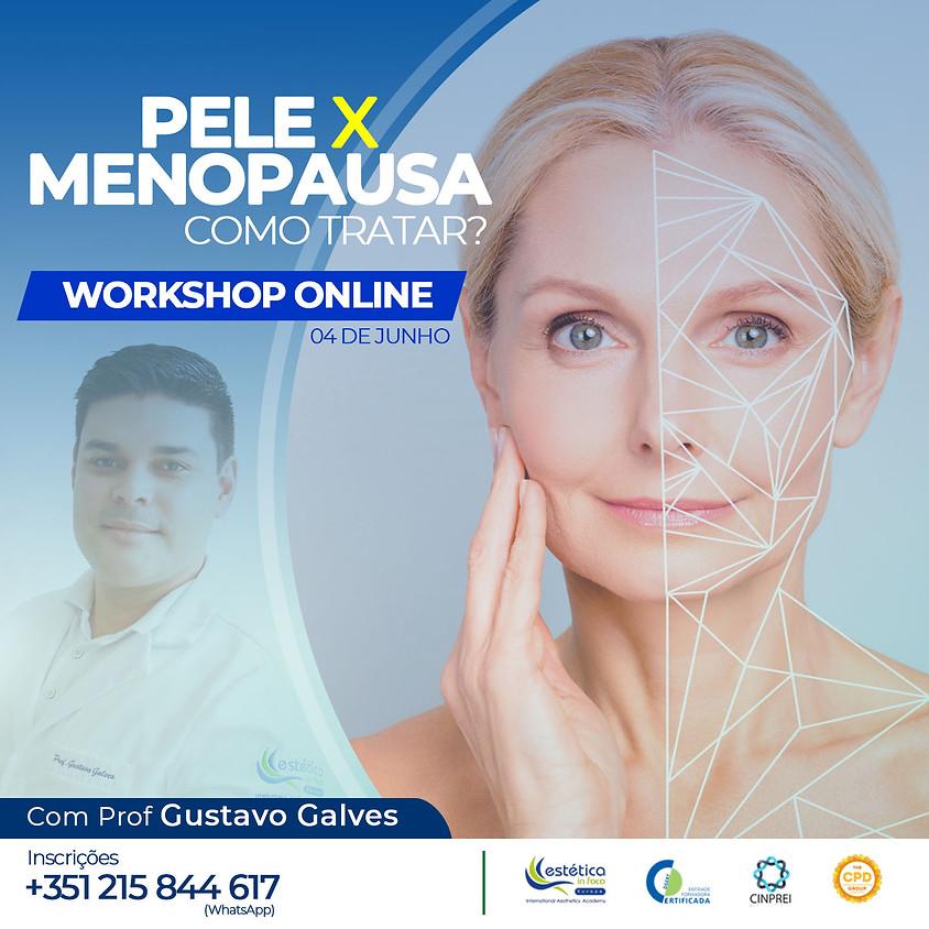 Workshop Pele versus Menopausa