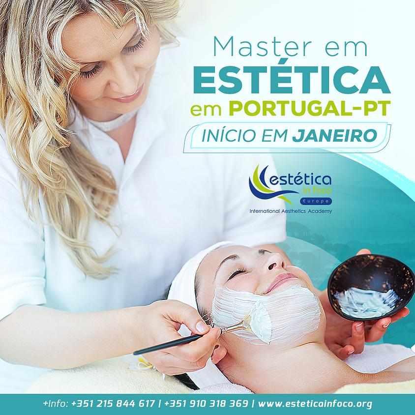 Master em Estética e Cosmetologia