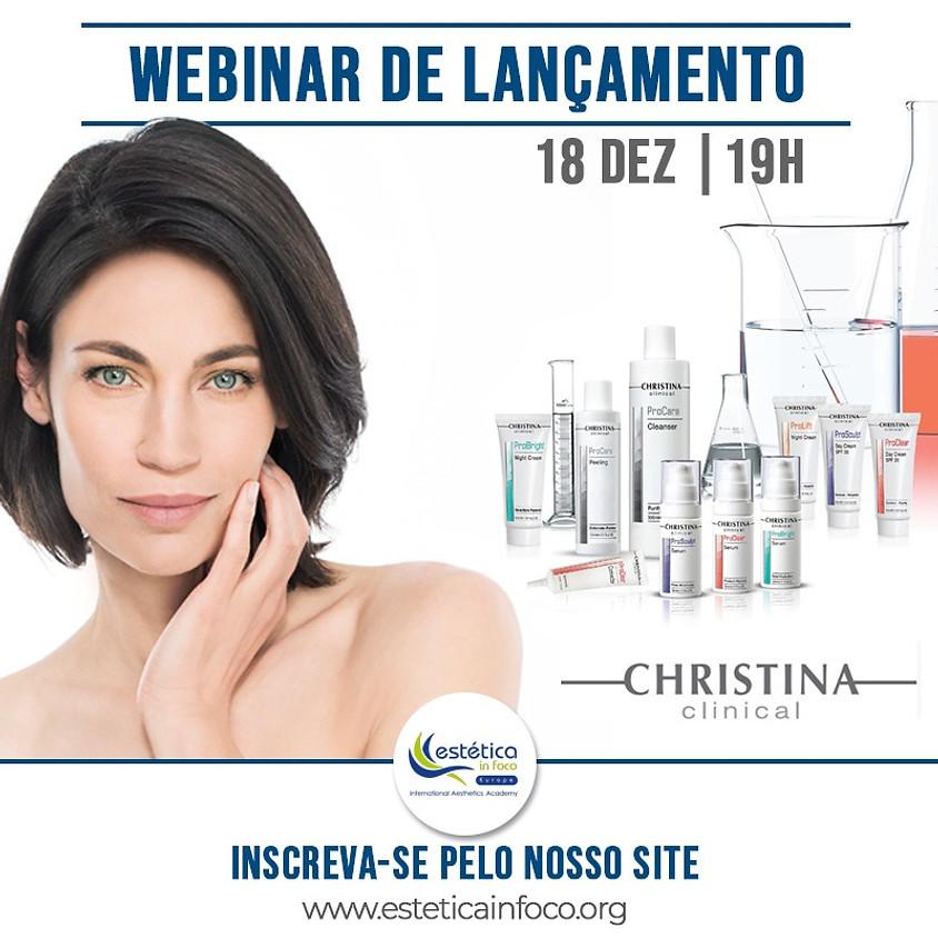 Lançamento Christina Clinical