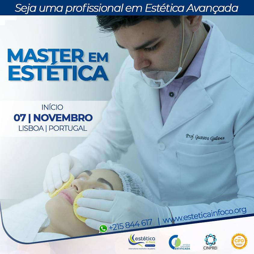 Master em Estética e Cosmetologia Avançada