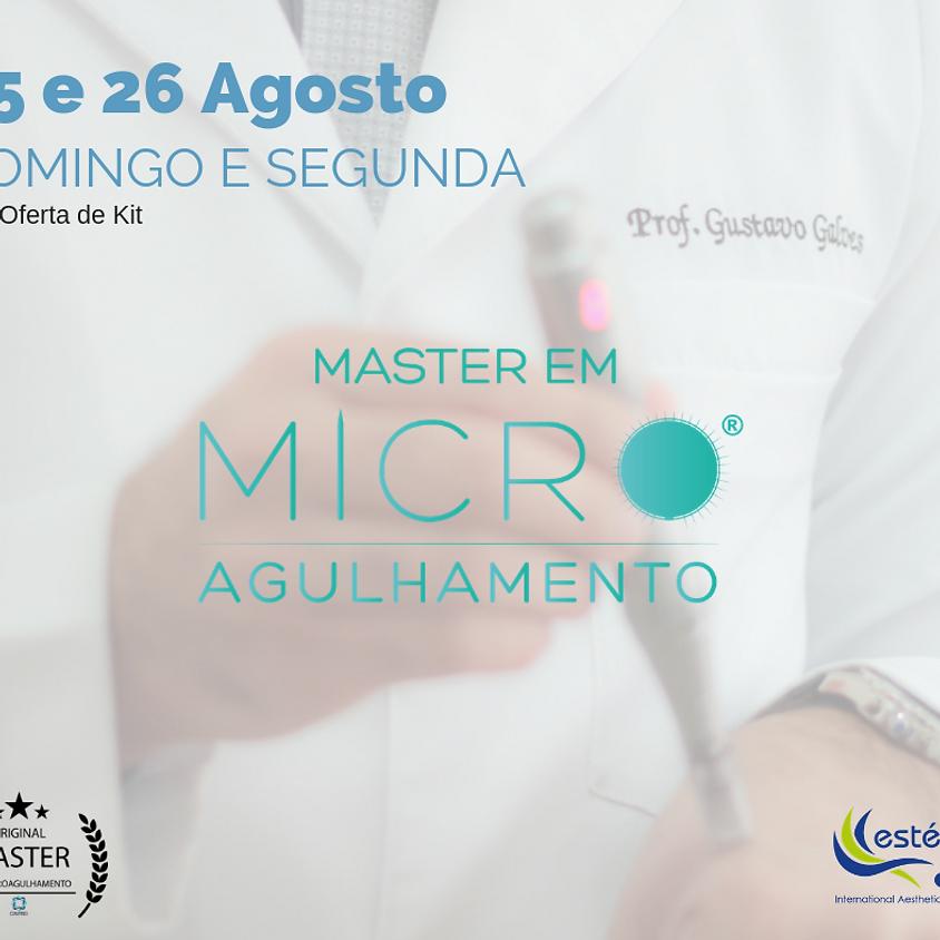 Master em Microagulhamento