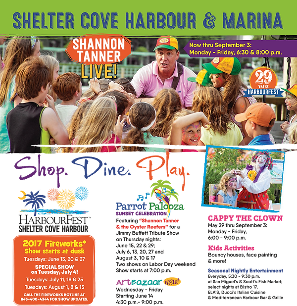 Harbourfest in Shelter Cove