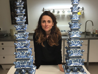 Use of 3D Scanning and Printing in Conservation and Restoration Treatments of Delft Blue-and-White T