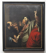 Flämischer Meister 18. Jhdt. Öl/Leinwand 120:105cm. In der kommenden Auktion 71, voraussichtlich am 23. April 2021.