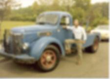 Antique Truck Engine Repair Center Harbor NH