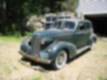 Antique Car Weatherizing Center Harbor NH