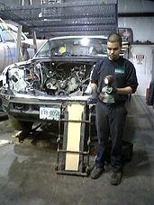 Ford truck repair Meredith NH