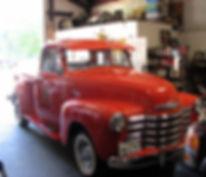 Antique Truck Repair Center Harbor NH