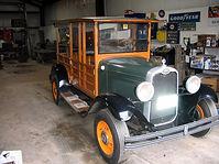 Antique Ford Truck Repair Lakes Region NH