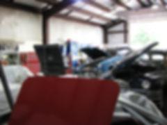 Antique PacKard Auto Repair Holderness NH