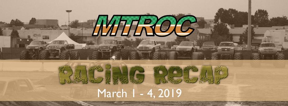 Mar 5 - Excitement in El Paso