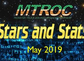 Stars and Stats - May 2019