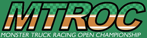 Monster Truck Racing Open Championship (MTROC) Logo