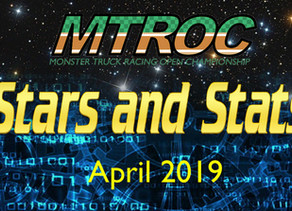 Stars and Stats - April 2019