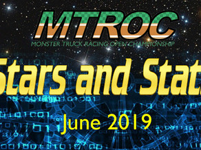 June 2019 - Stars and Stats