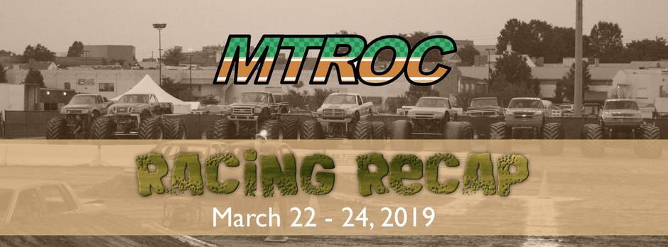 Mar 26 - Ten-Race Minimum In Effect