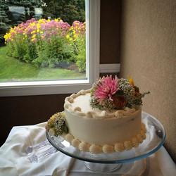 Cake color , mom says hi Clair _)