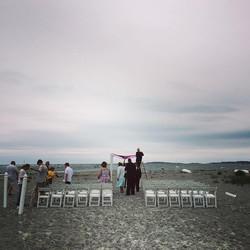 Today's wedding adventure