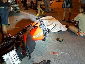 56 dead, 729 injured in first two days of Songkran travel - 17,000 nabbed for no licenses