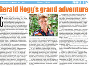 Article in The Phuket News