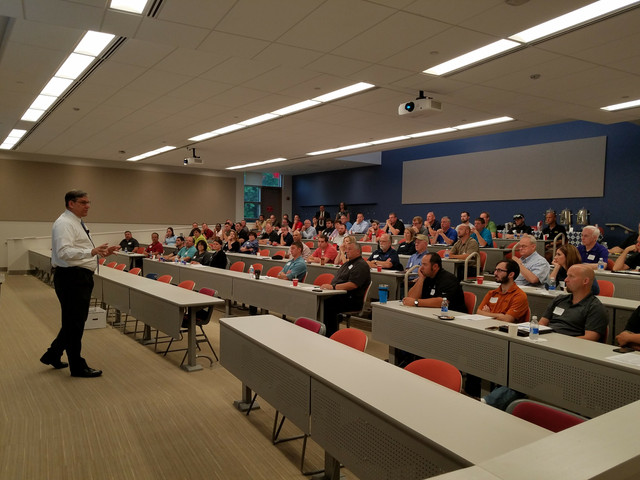 """The CASC """"A Day With OSHA"""" was a huge success!"""
