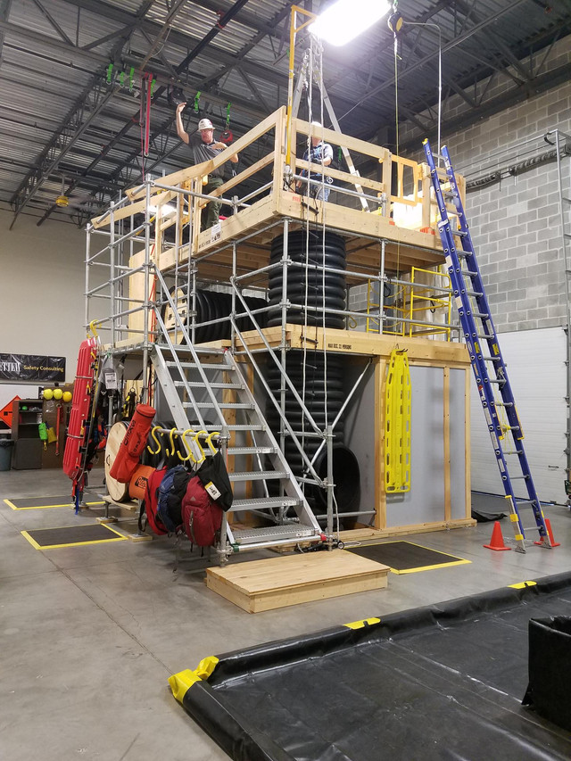 Notes from the CASC Confined Space Meeting at Rettew Associates