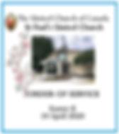 order of Service cover- Easter II.jpg