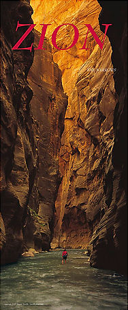 Zion Narrows Mini Poster