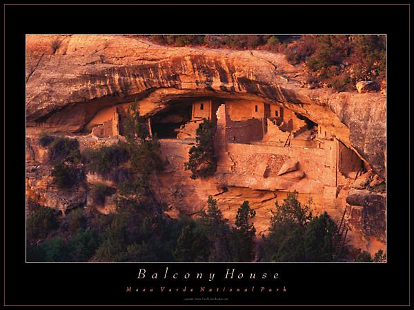 Balcony House Medium