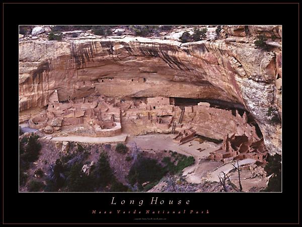 Long House Medium