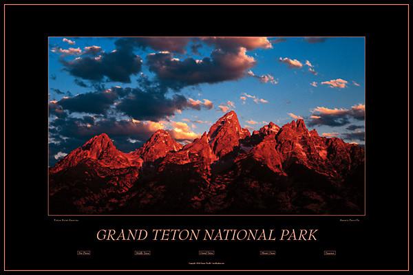 Teton Point Sunrise