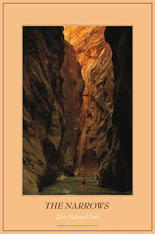 Large Zion Narrows