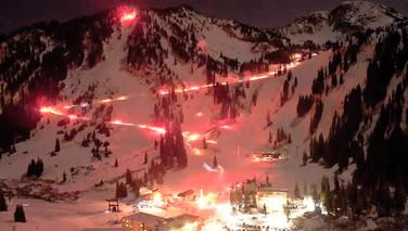 Alta Torch Light Parade