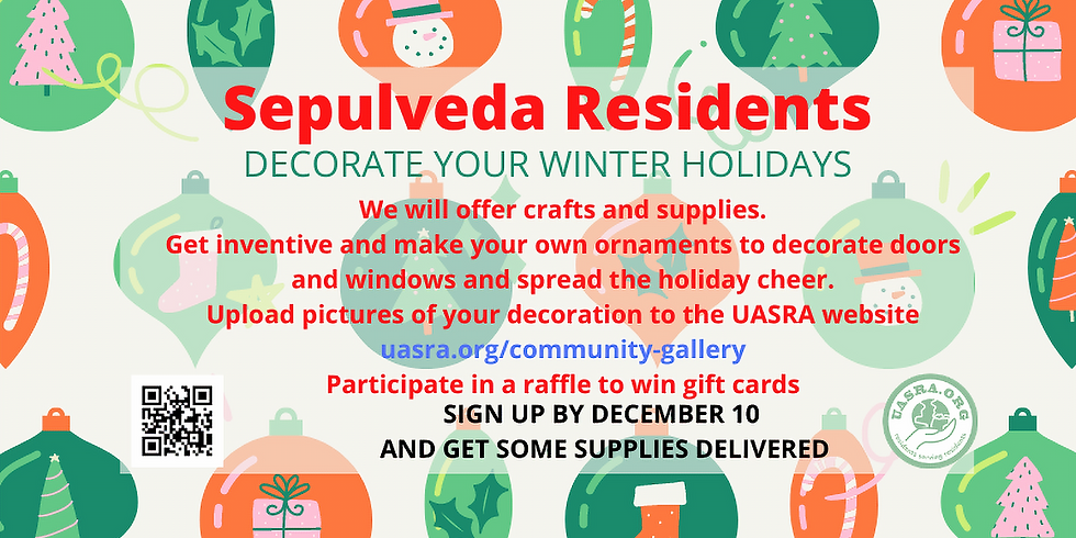 Decorate your Winter Holidays
