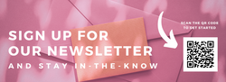 Sign Up for Our Newsletter Graphic