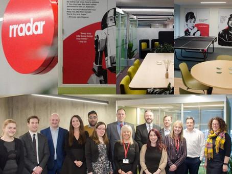 Leeds office move for innovative law firm, rradar