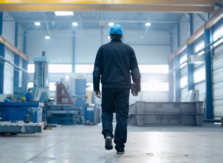 Factories, plants and warehouses – risk considerations for returning to work