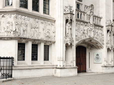 Supreme Court hands down decision on Business Interruption test case