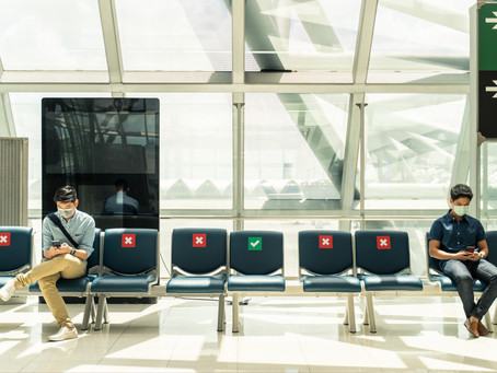 How to self-isolate when returning to the UK