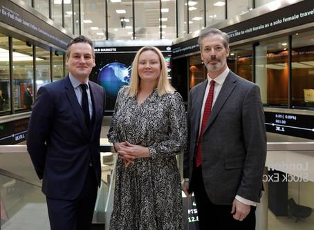 rradar and London Stock Exchange Group's ELITE  launch ELITE rradar Lounge
