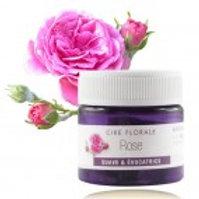 Цветочный воск Роза дамасская (ROSE DE DAMAS)