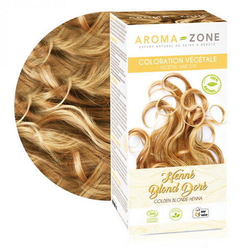 Краска золотистый блонд (HENNÉ BLOND DORÉ)