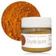 Краситель минеральный Желтый оксид (Oxyde jaune)