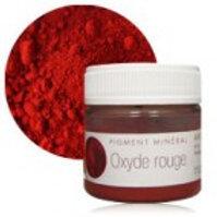 Краситель минеральный Красый оксид (Oxyde rouge)