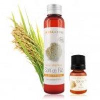 Рисовых отрубей (SON DE RIZ BIO) растительное масло