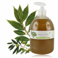 Жидкое мыло лавр оливковый