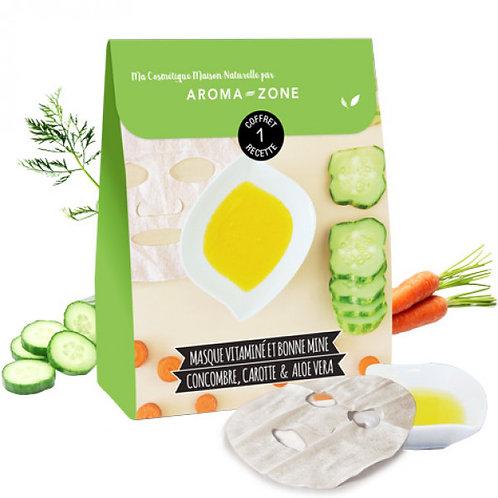 Набор для создания витаминной маски для лица