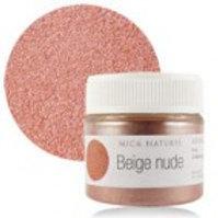 Мика Бежево-розовая слюда (Mica beige nude)